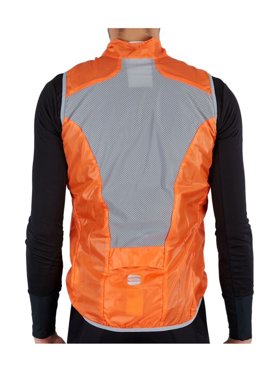 Sportful Hot Pack Easylight Vest, orange sdr | Bild 2