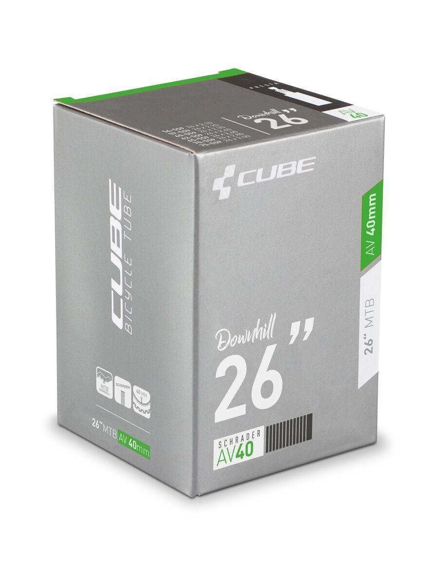 Cube Schlauch 26 MTB/Downhill AV - 2.10-3.00 135380000