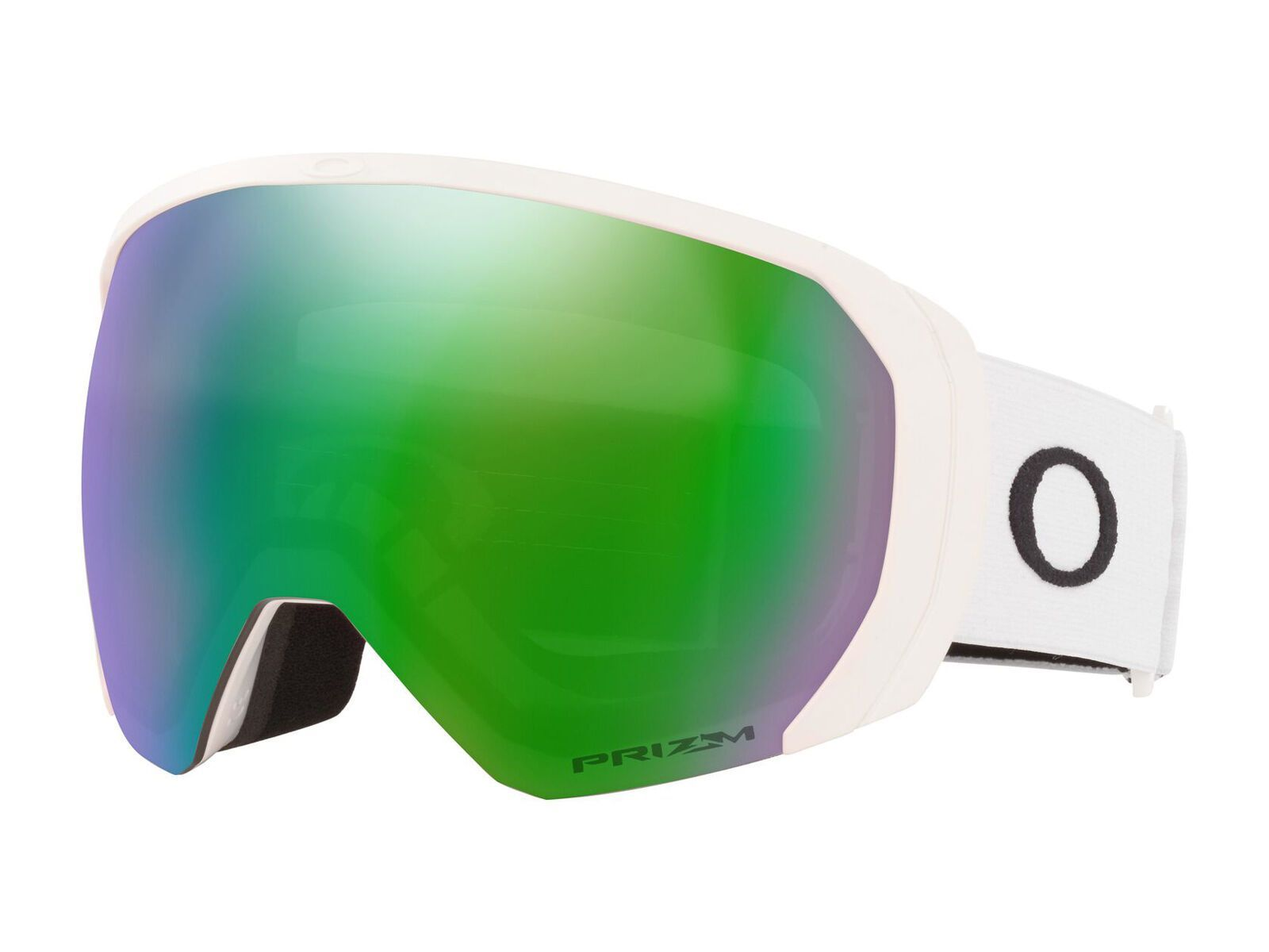 Oakley Flight Path XL - Prizm Jade Iridium matte white OO7110-10