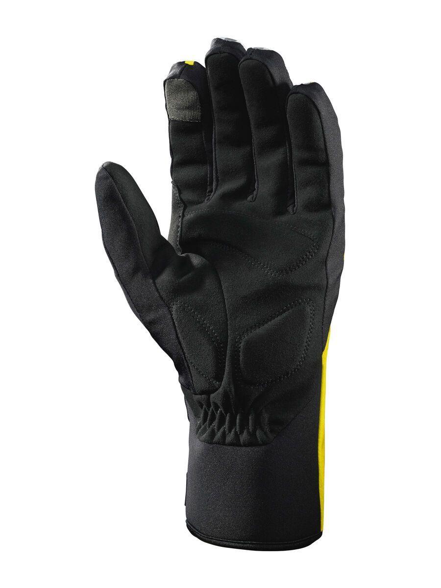 Mavic Vision Thermo Glove, black / yellow | Bild 2