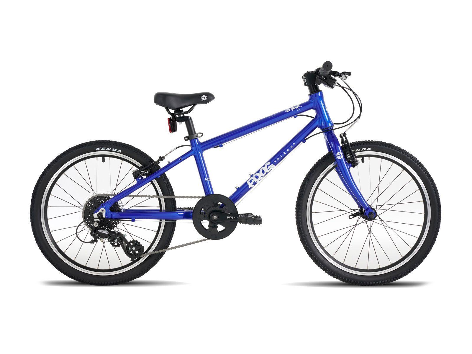 Frog Bikes Frog 55 electric blue 2021 27.9 cm L-FH55-EBL