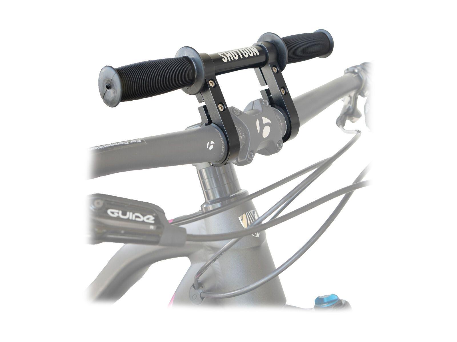 Shotgun MTB Haltegriff für Fahrradkindersitz schwarz KRS-HB