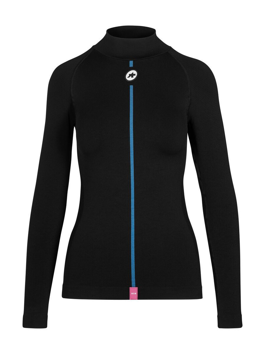 Assos Assosoires Women's Winter LS Skin Layer, blackseries - Unterhemd, Größe M P12.40.437.18.I