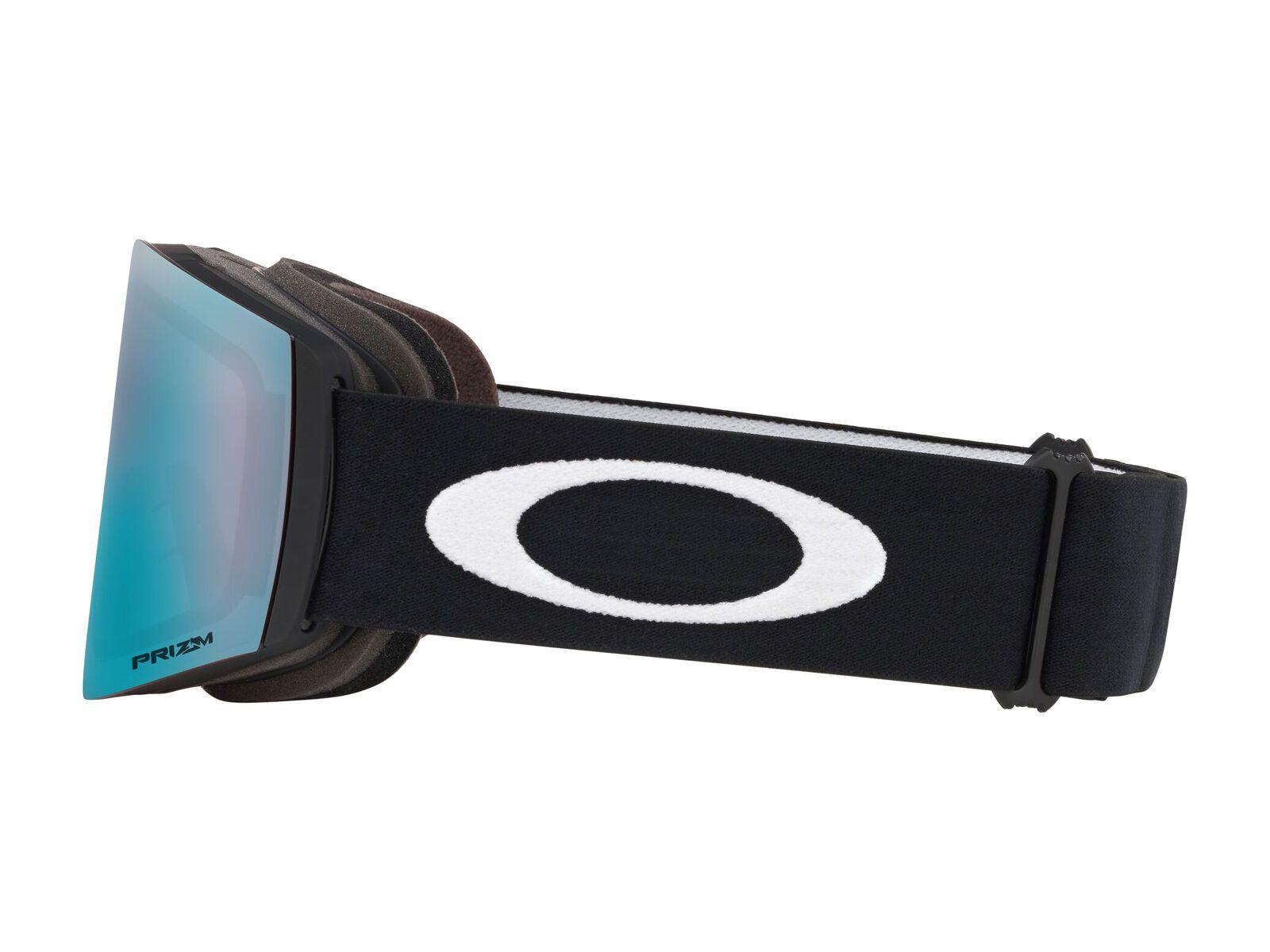 Oakley Fall Line XL - Prizm Sapphire Iridium, matte black/Lens: sapphire iridium | Bild 2
