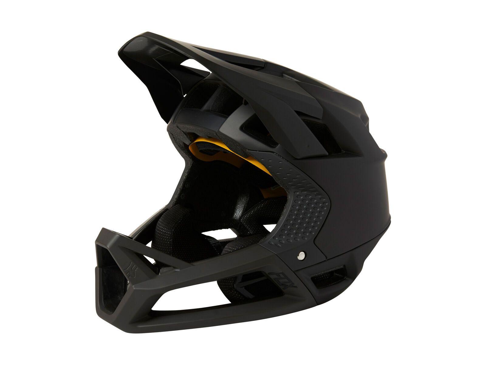 Fox Proframe Helmet Matte black S // 52-56 cm 26798-001-S