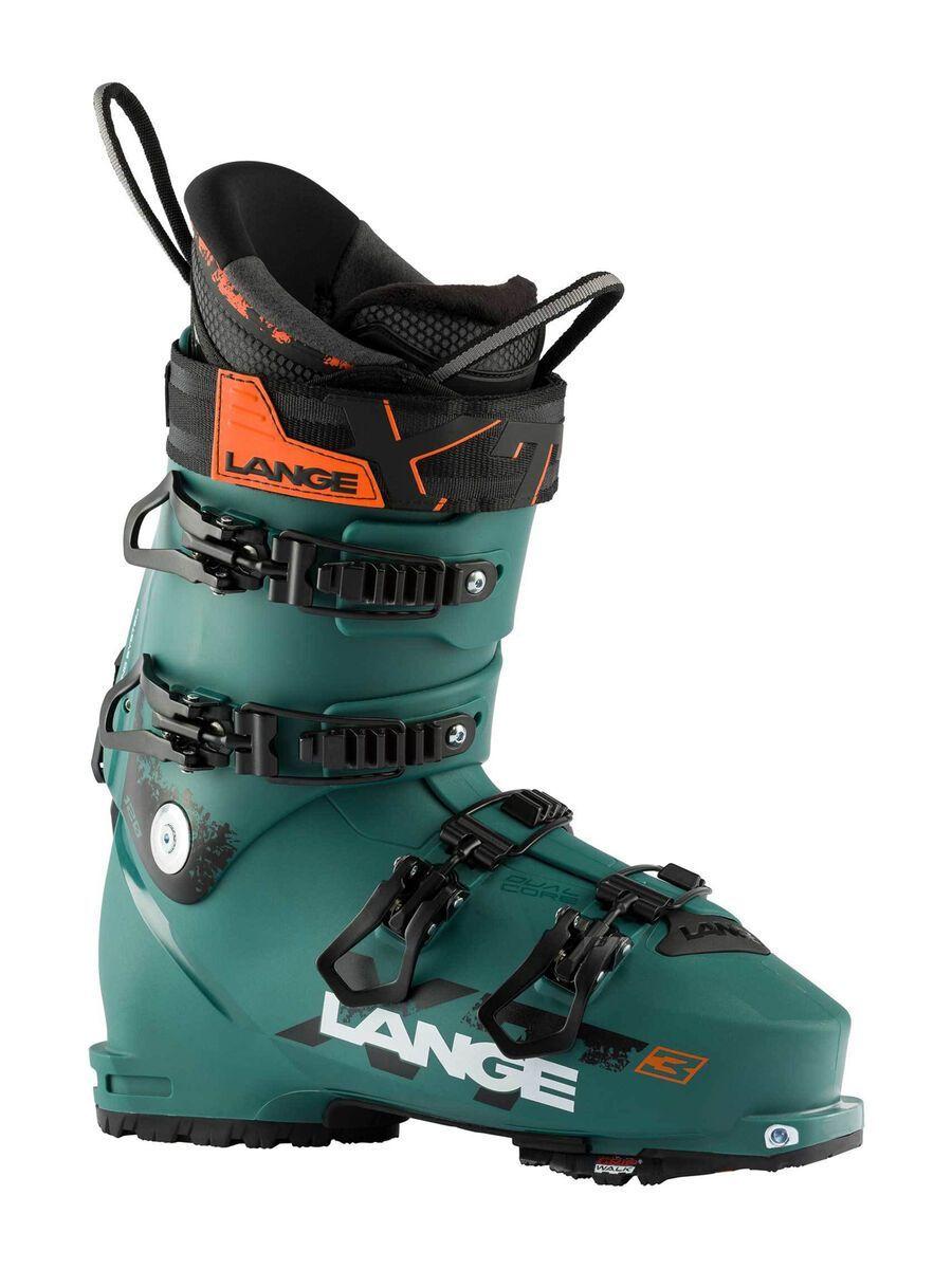 Lange XT3 120 2021, jungle green - Skiboots, Größe 27.0 LBJ7030  000270