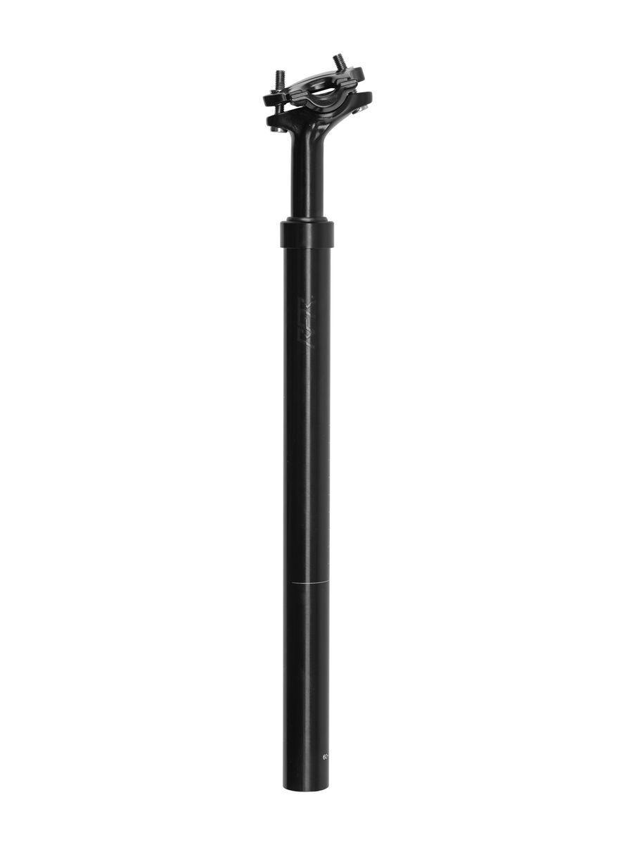 Cube RFR gefederte Sattelstütze (60 - 90 kg) - 27,2/400 mm black 134840000