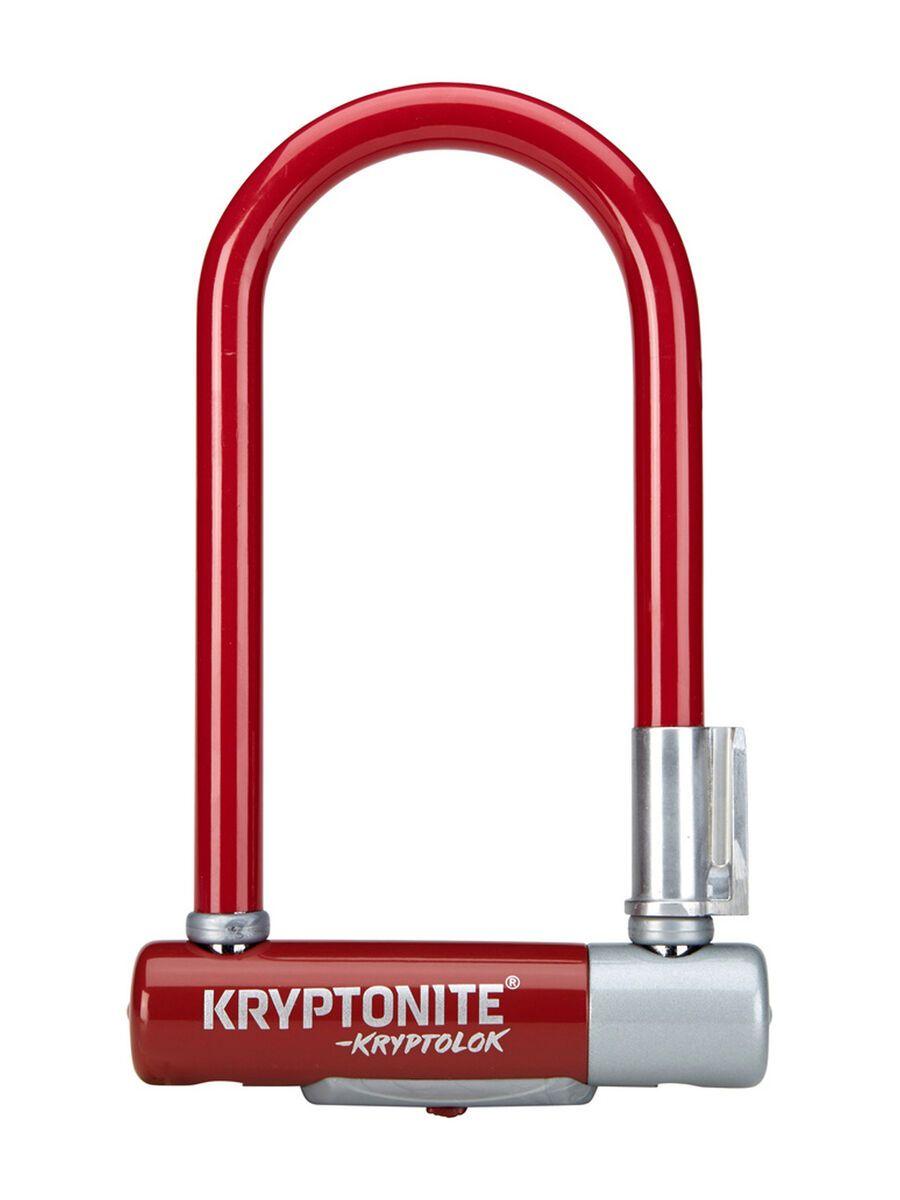 Kryptonite KryptoLok Mini-7, merlot - Fahrradschloss 3500466