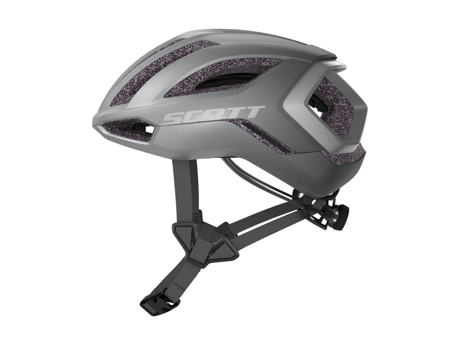 Scott Centric Plus Helmet, vogue silver/reflective | Bild 2