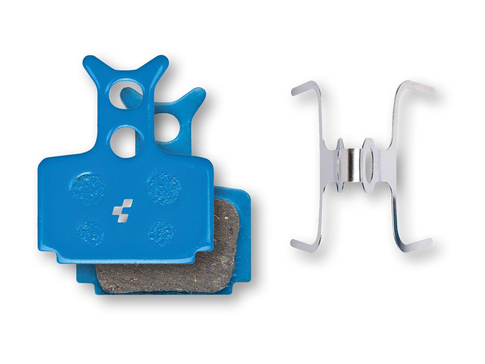 Cube Scheibenbremsbelag Formula Mega/R1/RX/The One RO/RC Tune - organisch blue 100050000