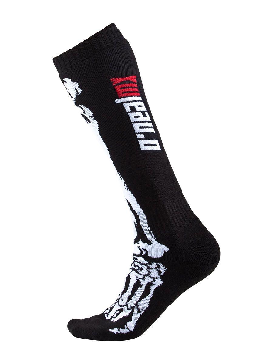 ONeal Pro MX Socks Youth XRay black/white One Size 0356M-723