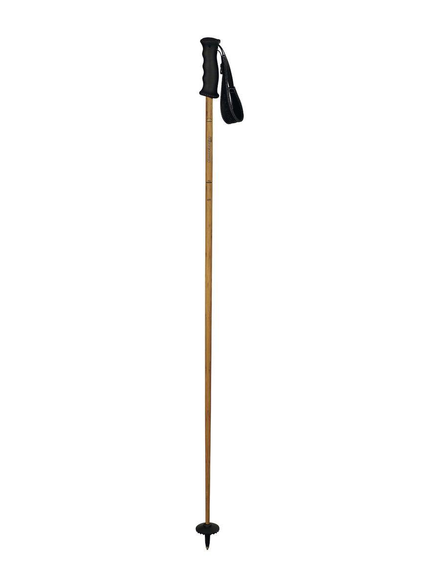 Komperdell Carbon Bamboo - Skistöcke, Größe 110 cm 1482217-10-110