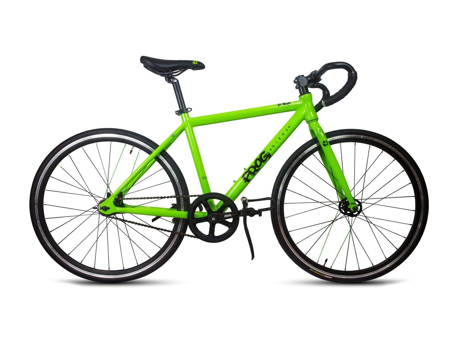 Frog Bikes Frog Track 70 2020, green - Kinderfahrrad, Größe 43.2 cm FRTR70GREN