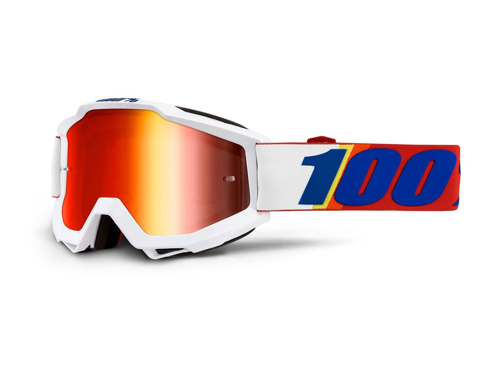 100% Accuri, minima/Lens: mir red - MX Brille HU-GOG-0020-unis-1295-Minima