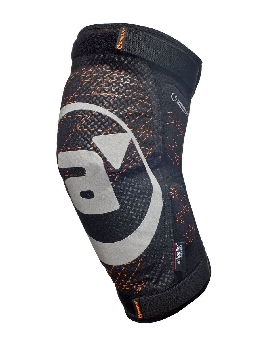 amplifi Cortex Polymer Knee, black - Knieschützer, Größe XL 280019004