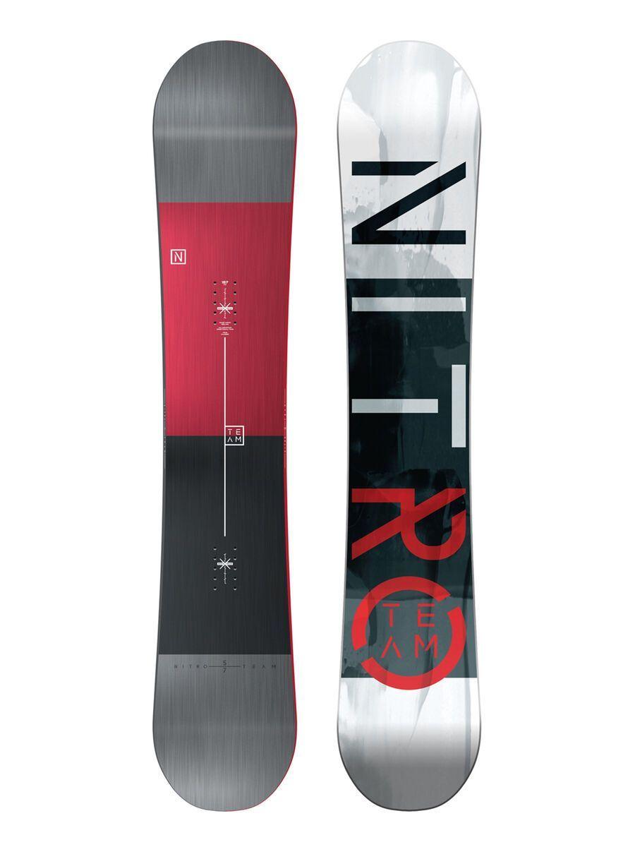 Nitro Team Gullwing 2021 - Snowboard, Größe 159 cm 1211-830543-3001-159