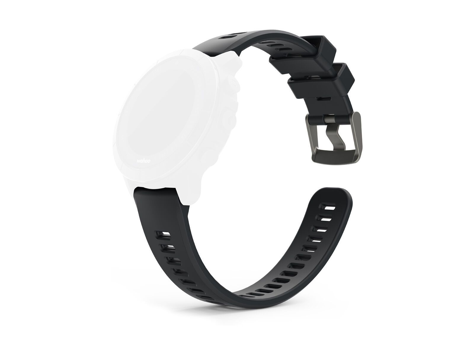 Wahoo Fitness Elemnt Rival Armband stealth grey WFWSTRP01