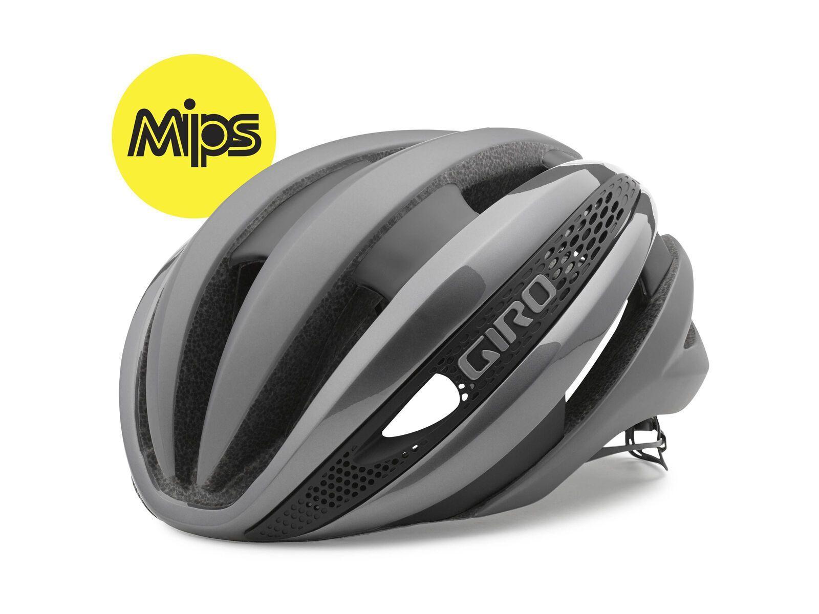 Giro Synthe MIPS, titanium/silver | Bild 1