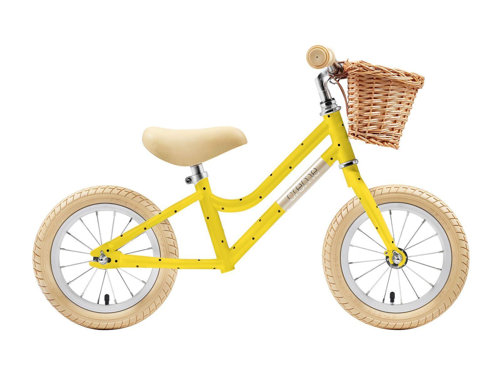 Creme Cycles Mia 2020, mango - Kinderfahrrad, Größe 22 cm BI-CRE-2090-690-22