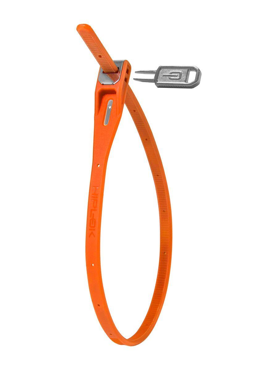Hiplok Z-Lok, orange - Kabelbinderschloss HL-LOC-0071-20-orange