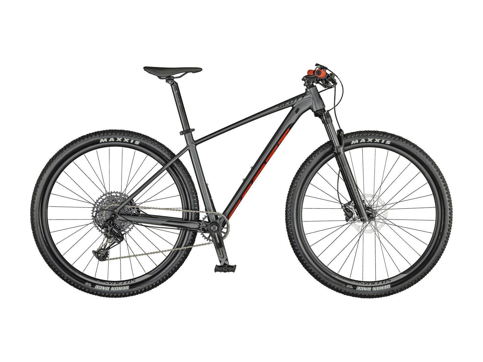 Scott Scale 970, grey/black/red | Bild 1