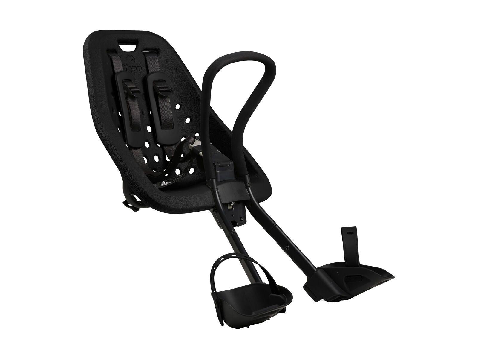Thule Yepp Mini, black - Kindersitz 12020101