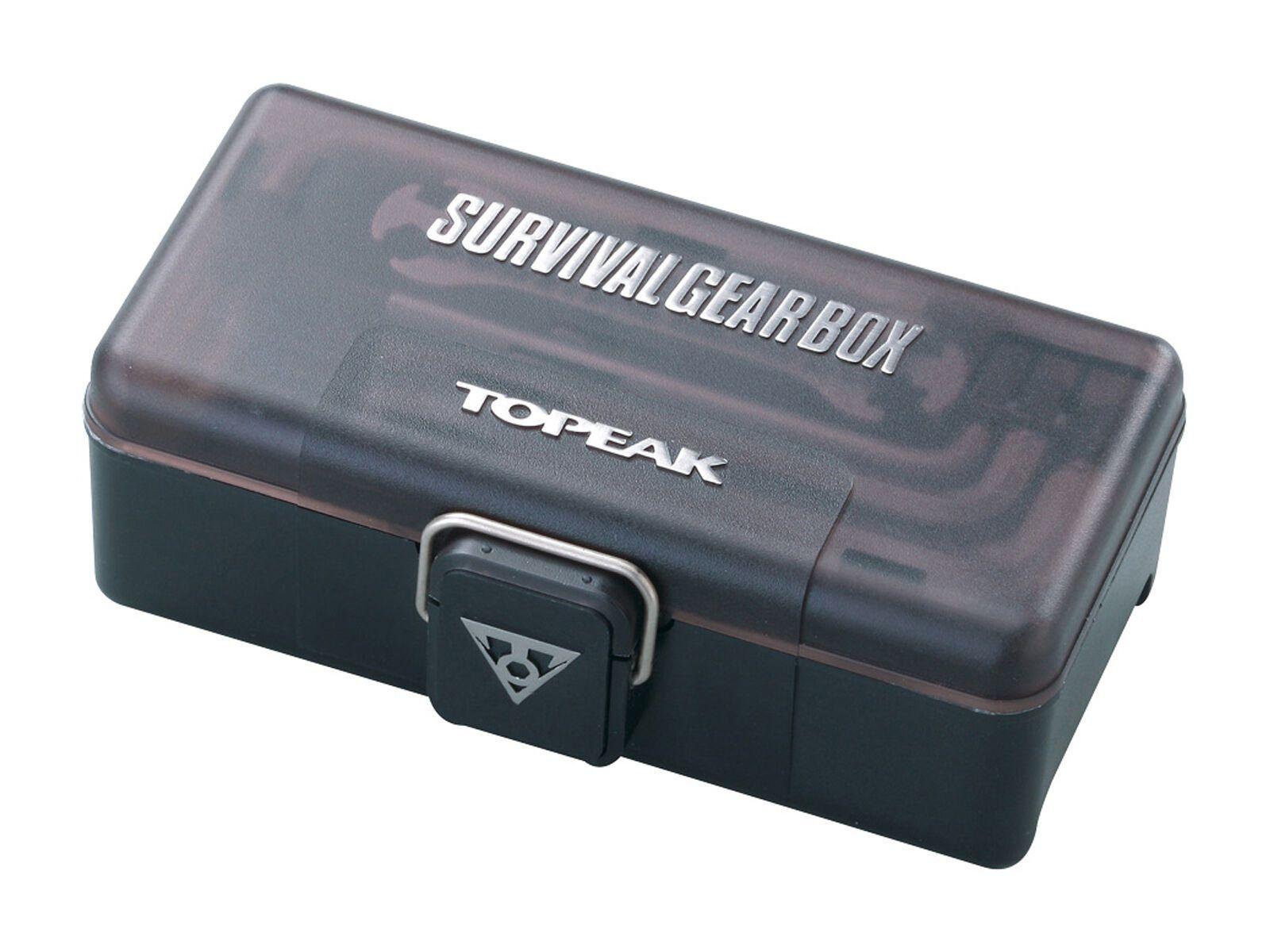 Topeak Survival Gear Box 15400042