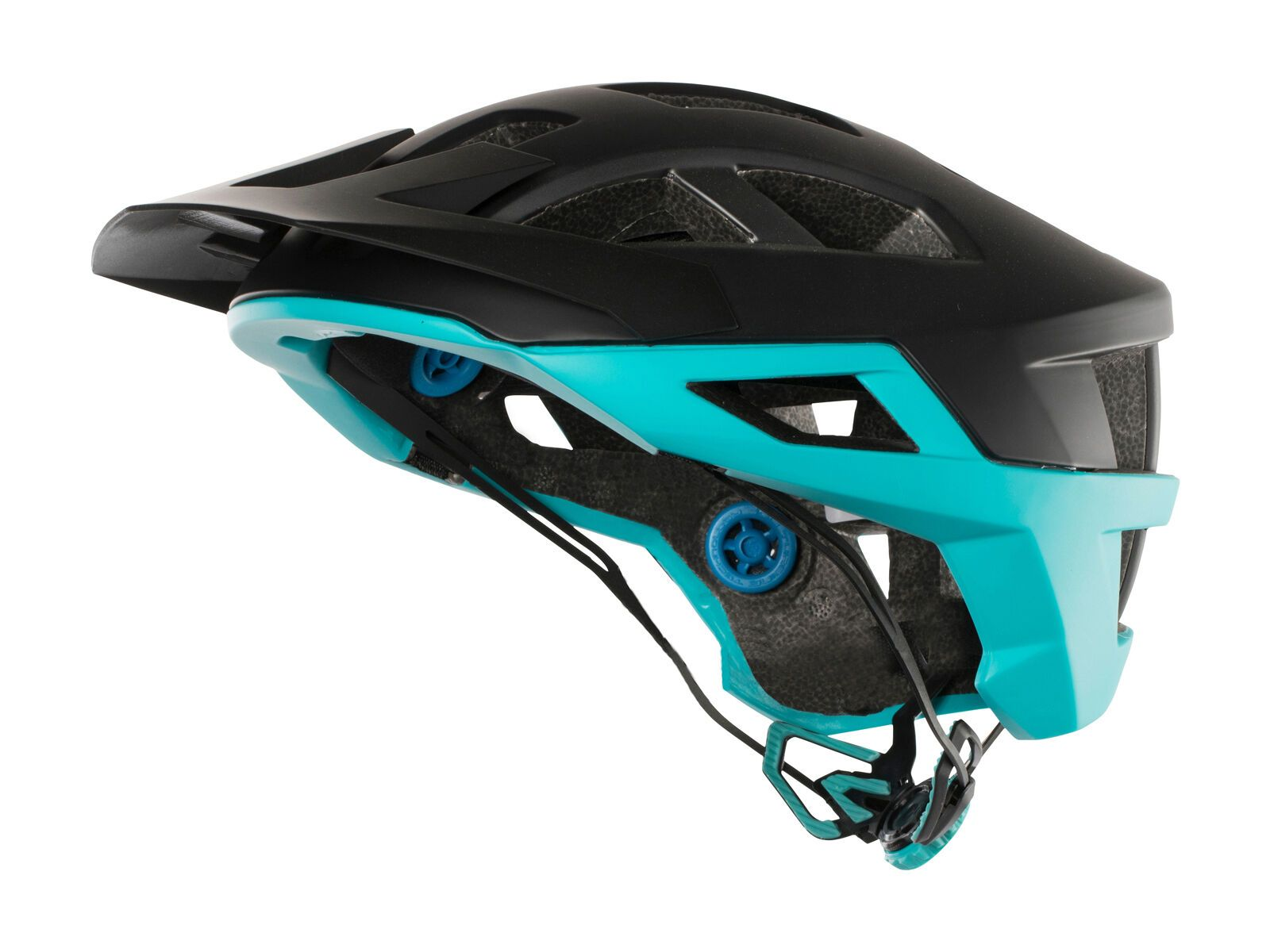 Leatt Helmet DBX 2.0 granite/teal S // 51-55 cm LE-HLT-8030-S-907-Granite-Teal
