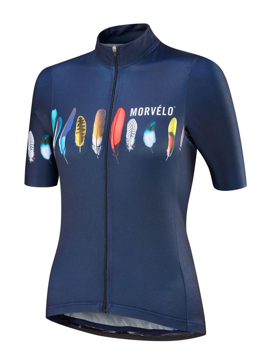 Morvelo Women's Plume Too Standard SS Jersey - Radtrikot, Größe S PLMTOOWJ-SM