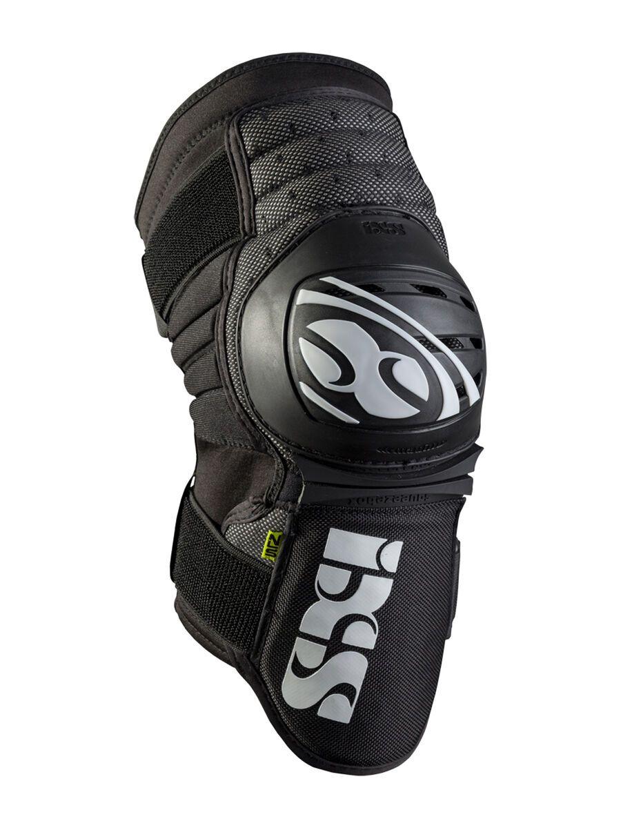 IXS Dagger Knee Guard black XL IX-PRT-3605-XL-black