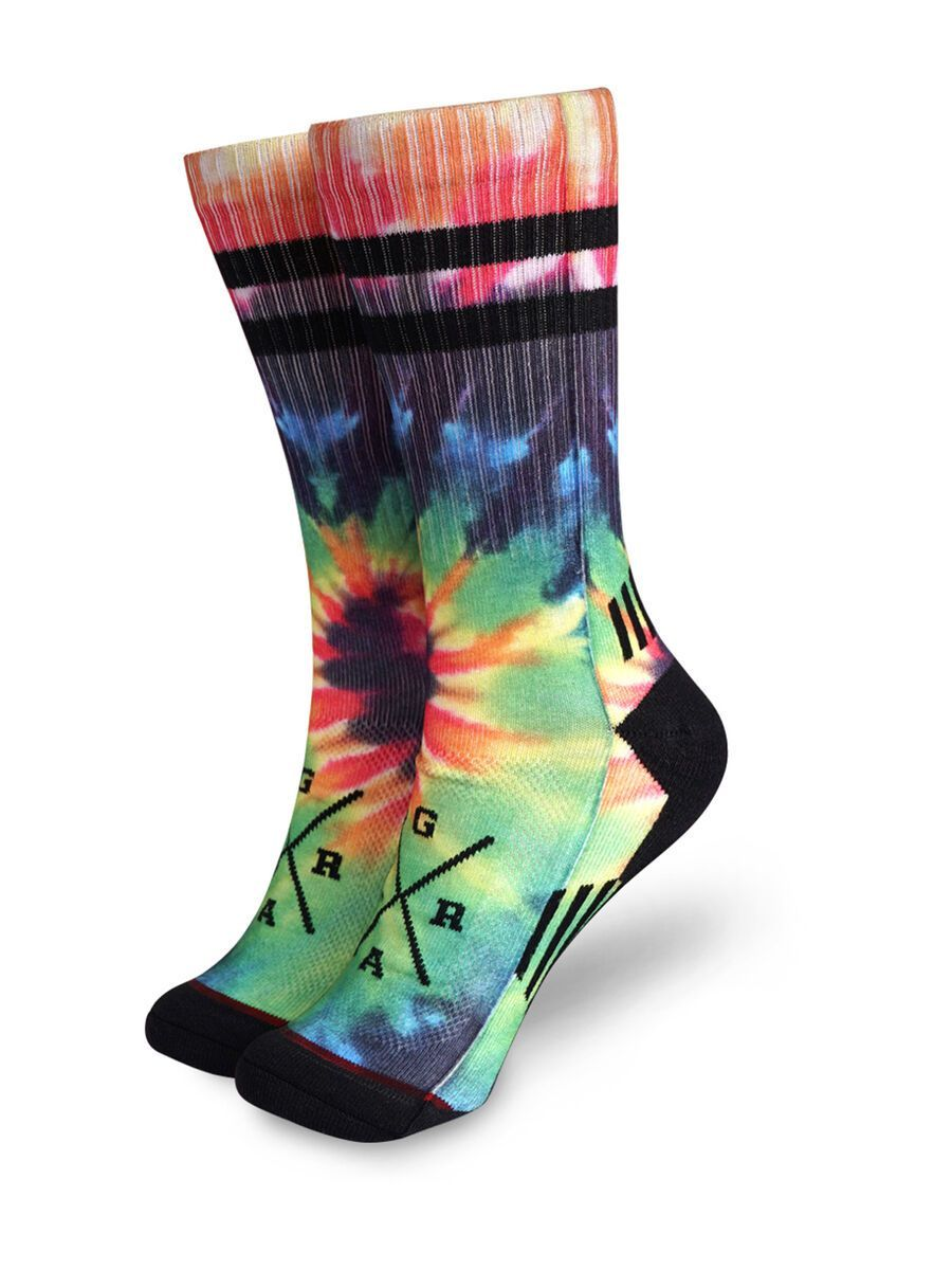 Loose Riders Technical Socks Bad Trip multicolor Unisize LR-ASO-19011-NCL