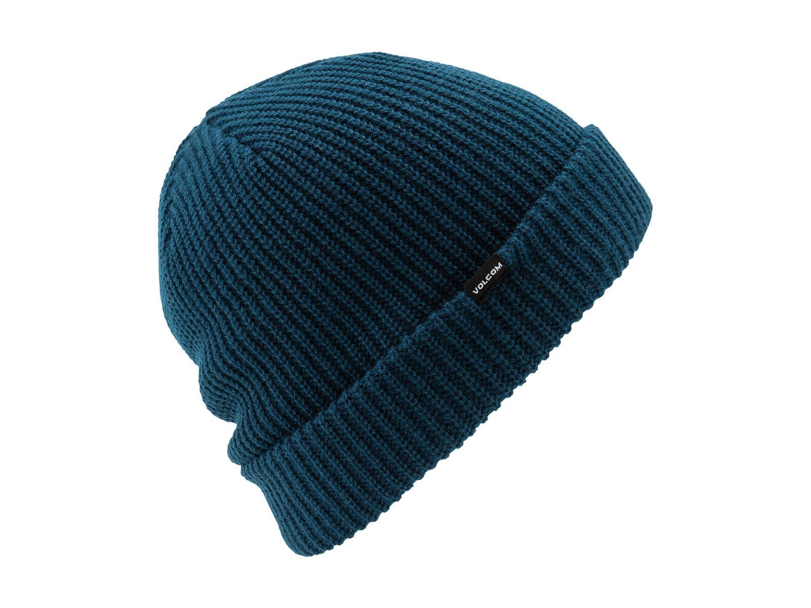 Volcom Sweep Beanie, blue - Mütze J5852101-BLU-One Size