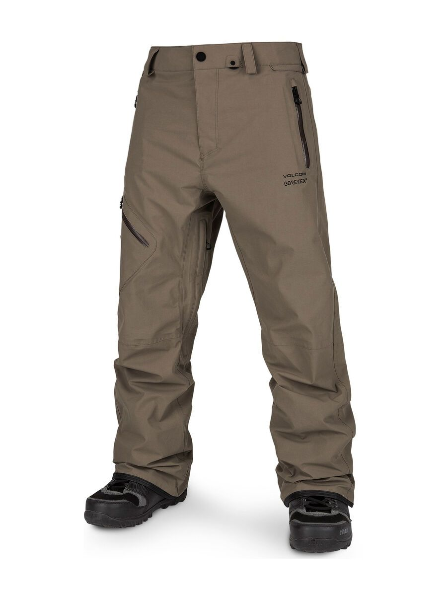 Volcom L Gore-Tex Pant, teak - Snowboardhose, Größe S G1351904-TEK-XX-S