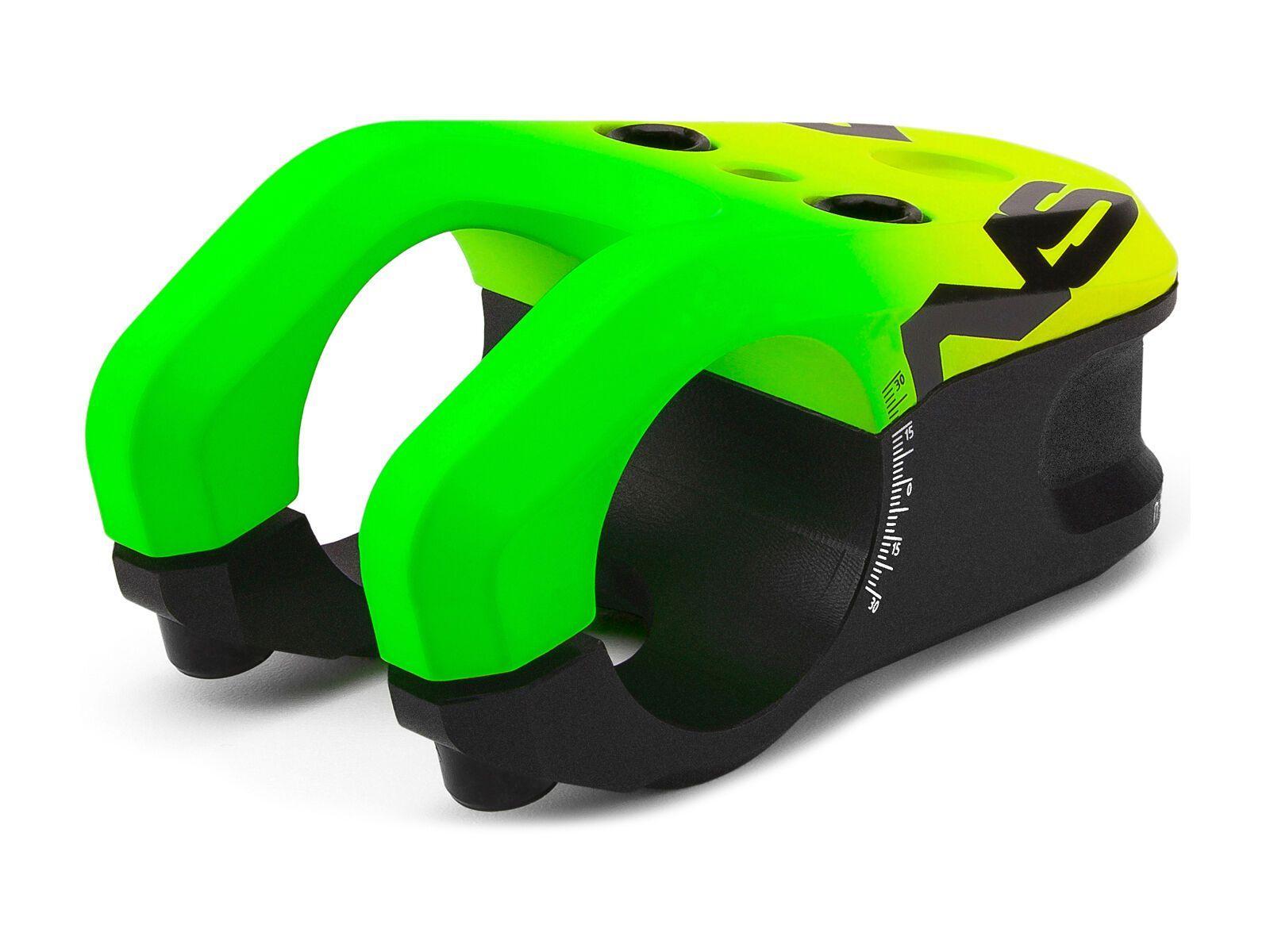 NS Bikes Magneto Stem, lemon lime - Vorbau, Größe 47 mm NS-STM-0002-31-8-604-lemon-lime
