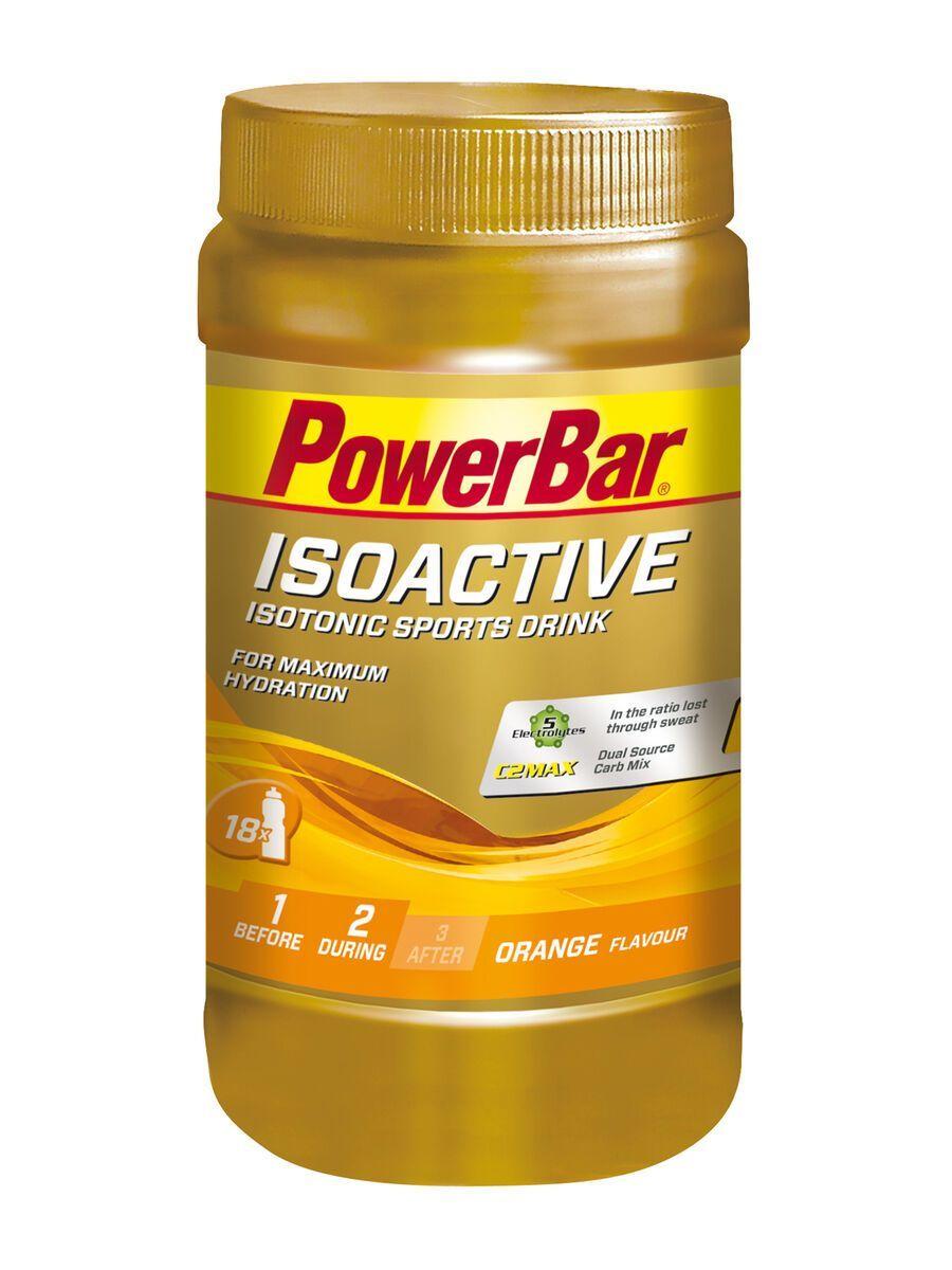 PowerBar Isoactive - Orange 600 g - Getränkepulver 24712303