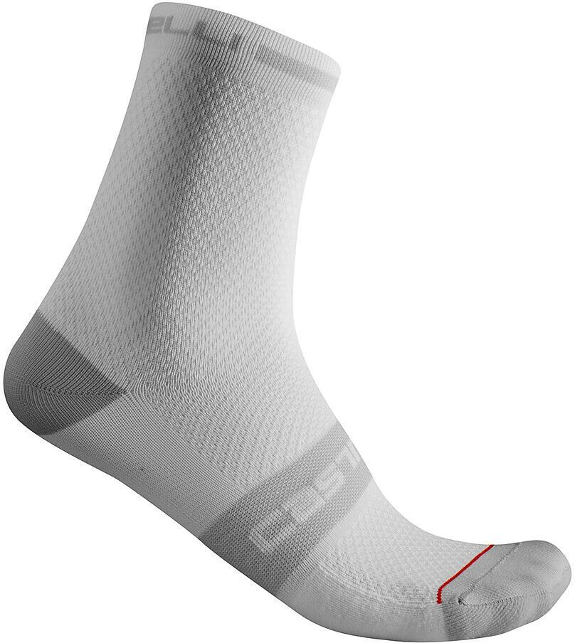 Castelli Superleggera T 12 Sock white 36-39 4521030-001-S/M