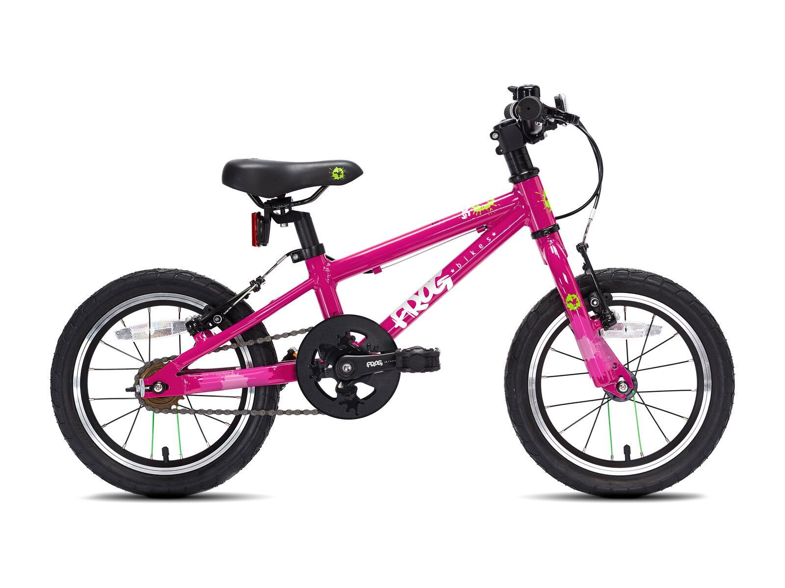 Frog Bikes Frog 40 pink 2021 17 cm L-FH40-03-PNK