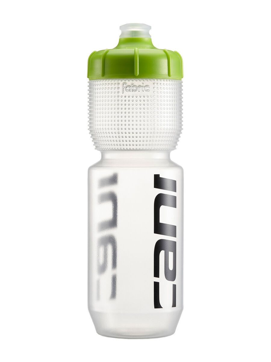 Cannondale Logo Bottle 750 ml, clear/green - Trinkflasche CP5308U0375