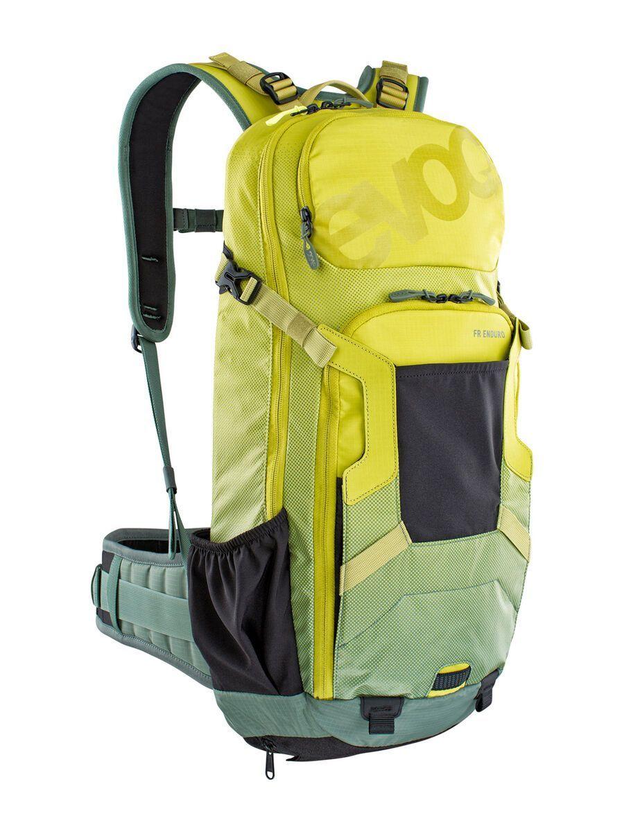 Evoc FR Enduro 16l, moss green/olive - Fahrradrucksack, Größe M/L 100107329-M/L
