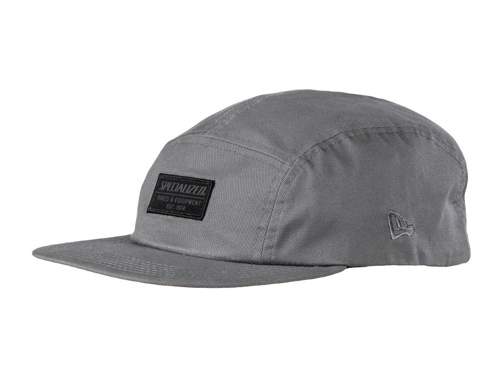 Specialized New Era 5 Panel Hat Specialized smoke 64821-2010