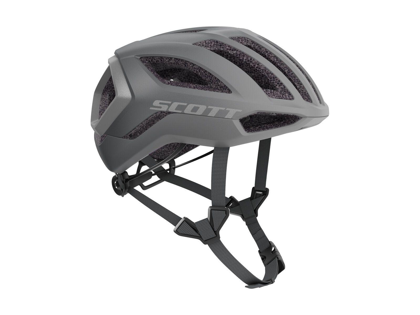 Scott Centric Plus Helmet, vogue silver/reflective | Bild 1