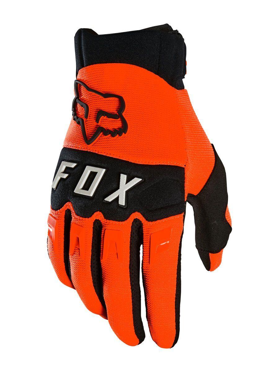 Fox Dirtpaw Glove fluorescent orange S 25796-824-S