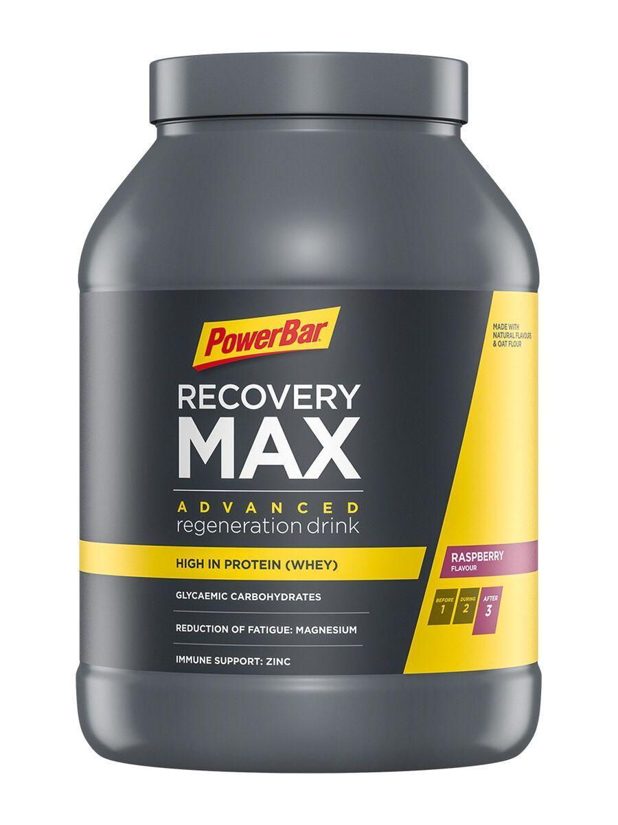 PowerBar Recovery Max - Raspberry 24819601
