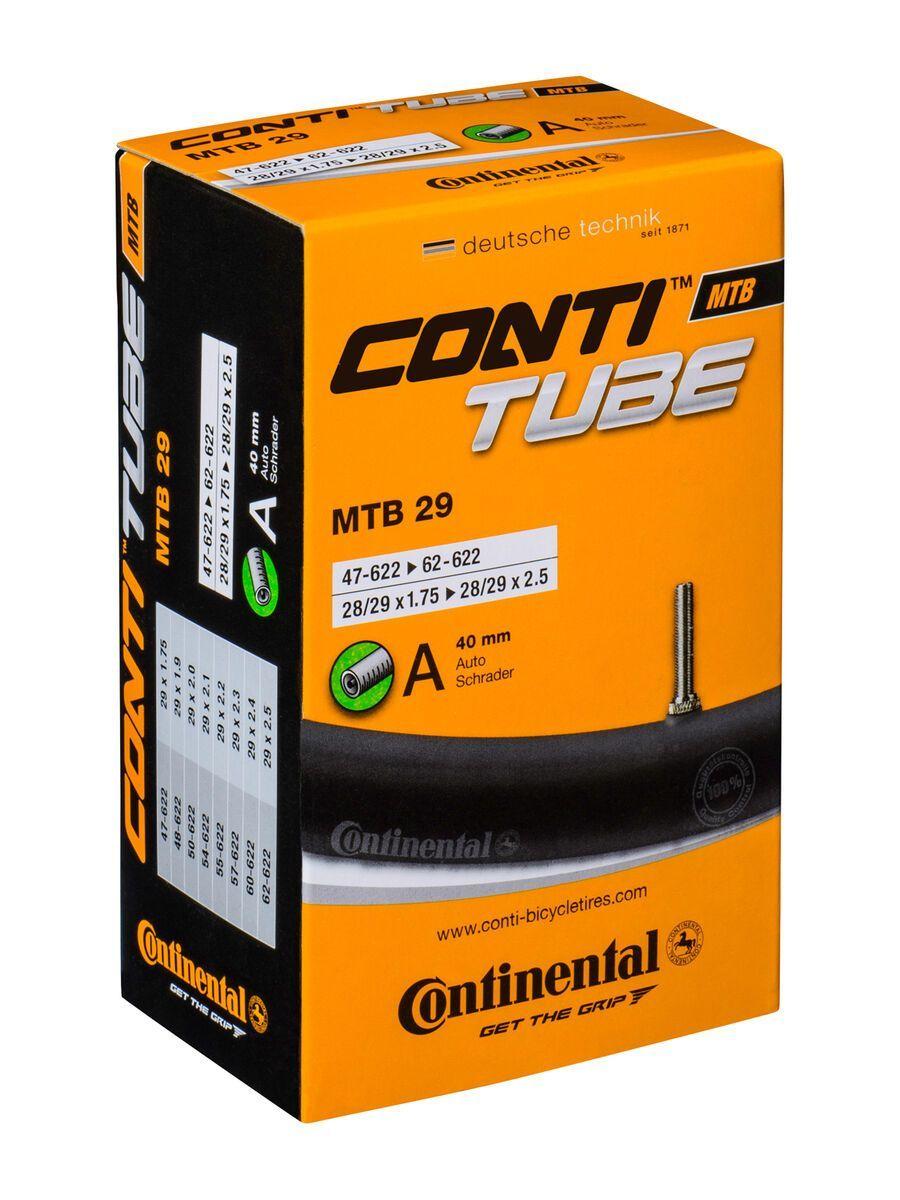 Continental ContiTube MTB 29 AV - Fahrradschlauch 29215