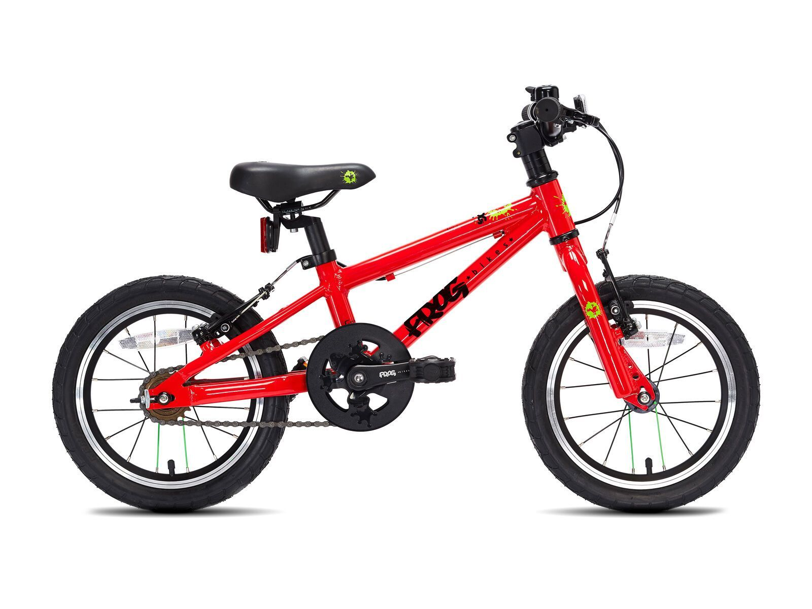 Frog Bikes Frog 40 red 2021 17 cm L-FH40-03-RED-W