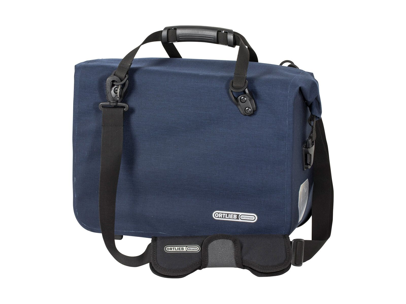 Ortlieb Office-Bag QL2.1, steel blue - Fahrradtasche F70708