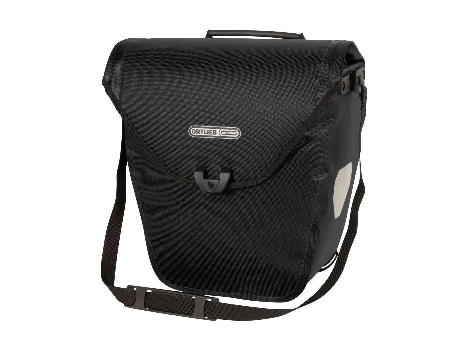Ortlieb Velo-Shopper, black - Fahrradtasche F7524