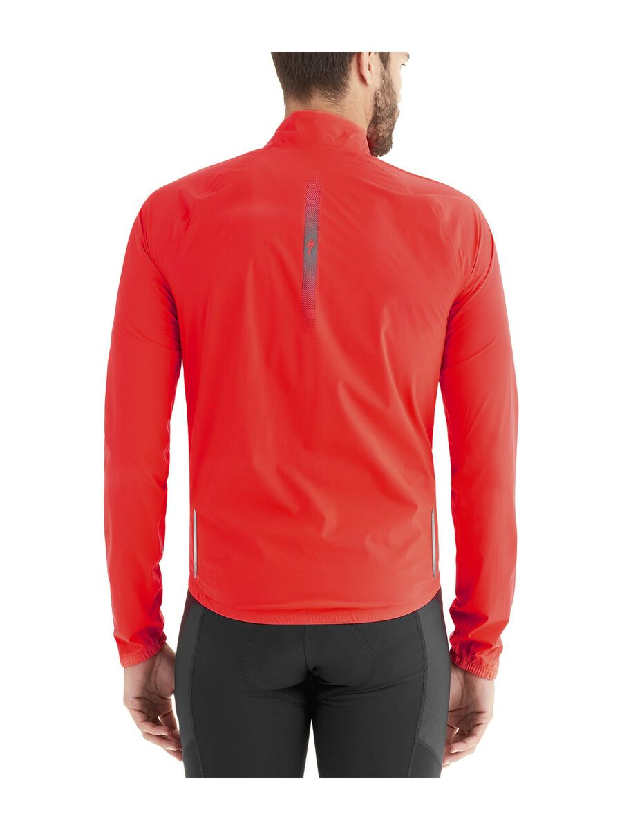 Specialized Deflect H2O Pac Jacket, rocket red | Bild 2