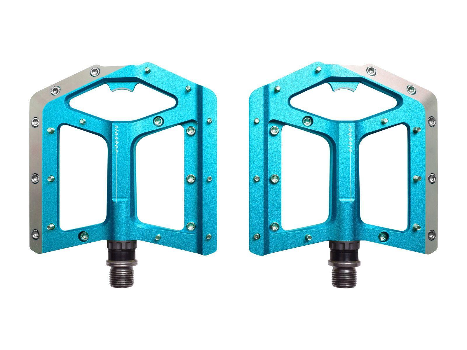 Cube Pedale Slasher blue 14112-0