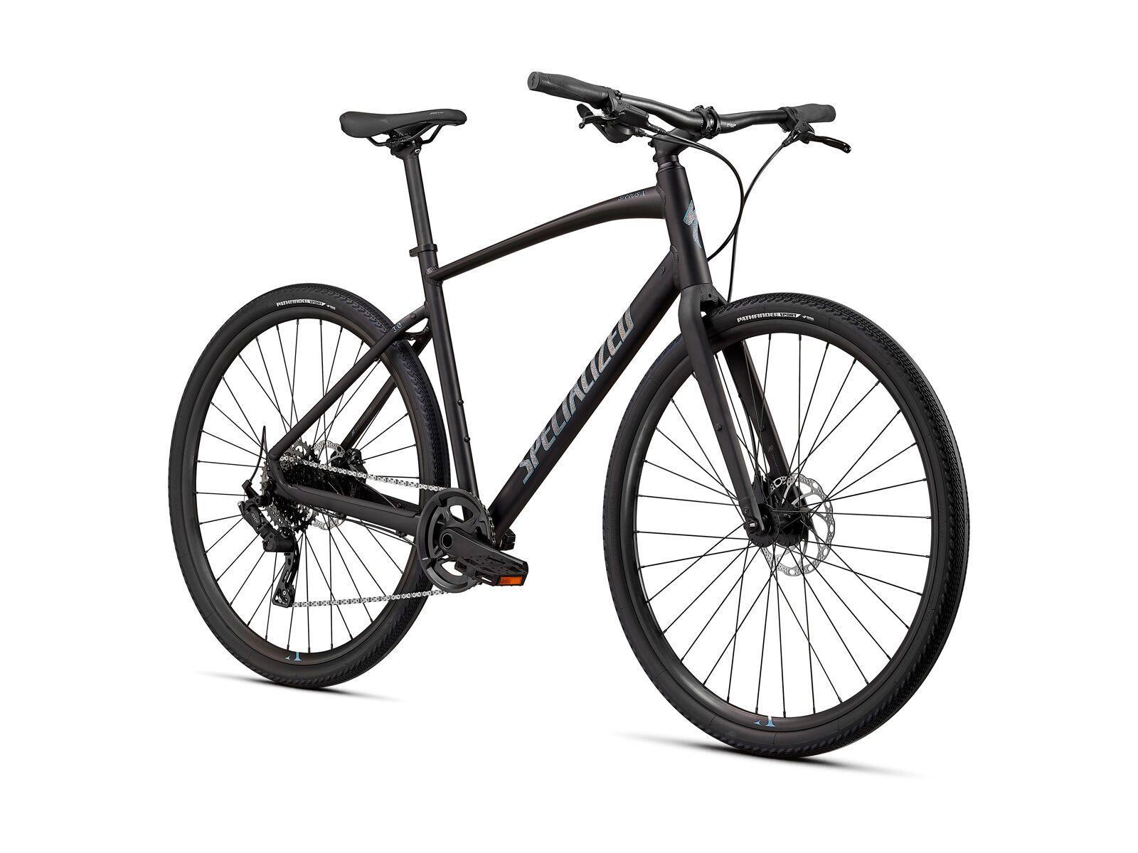 Specialized Sirrus X 3.0, black/grey/black reflective | Bild 2
